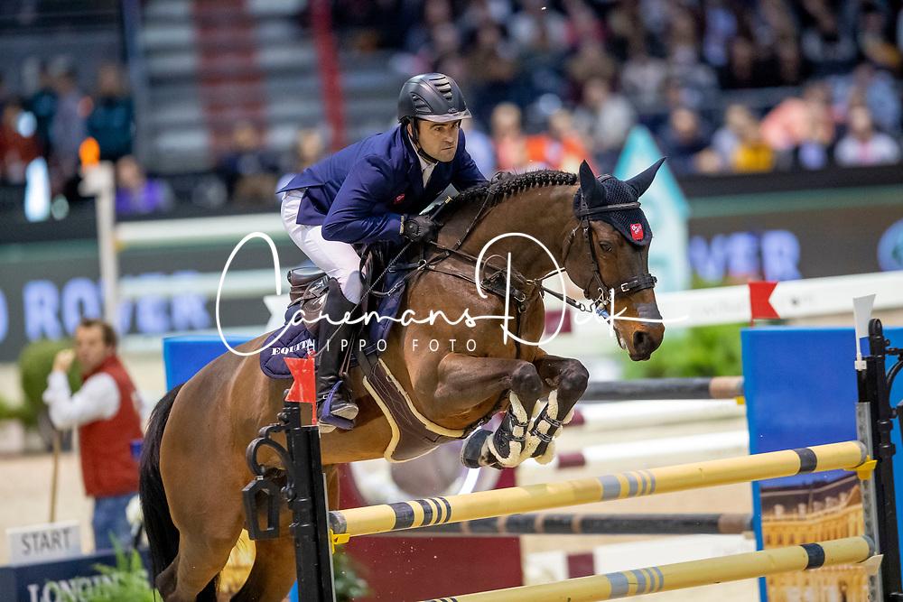 Perreau Olivier, FRA, GL Events Dolce Deceuninck<br /> Jumping International de Bordeaux 2020<br /> © Hippo Foto - Dirk Caremans<br />  08/02/2020