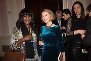 Launch of book by Basia Briggs, Mother Anguish. The Ritz hotel, Piccadilly. 4 December 2017