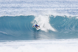December 11, 2017 - Haleiwa, Hawaii, U.S. - Wiggolly Dantas of Brazil will surf in Round Two of the 2017 Billabong Pipe Masters after placing third in Heat 6 of Round One at Pipe, Oahu, Hawaii, USA...Billabong Pipe Masters 2017. (WSL via ZUMA Wire/ZUMAPRESS.com)