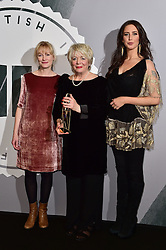 Alison Steadman, Ella Harris and Claire Skinner bei den British Independent Film Awards in London / 041216<br /> <br /> <br /> *** at the British Independent Film Awards in London on December 4th, 2016 ***