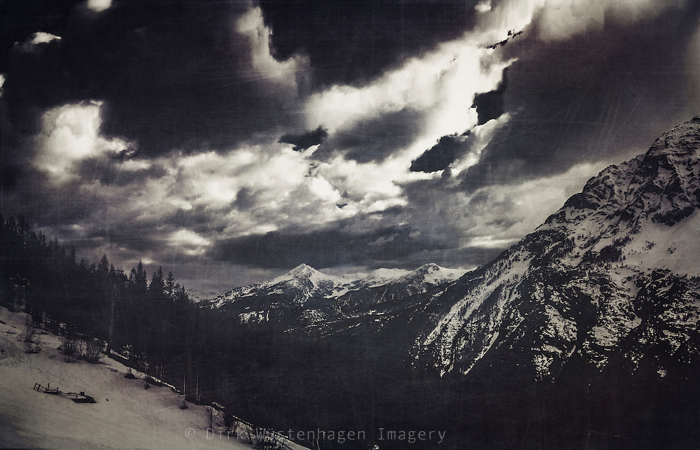 Italian Alps at the end of Winter<br /> Society6 prints: http://bit.ly/2cBuGb1
