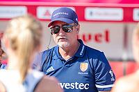 ANTWERP - BELFIUS EUROHOCKEY Championship.  women  England v Belarus (4-3) . coach Mark Hager (Eng) . WSP/ KOEN SUYK