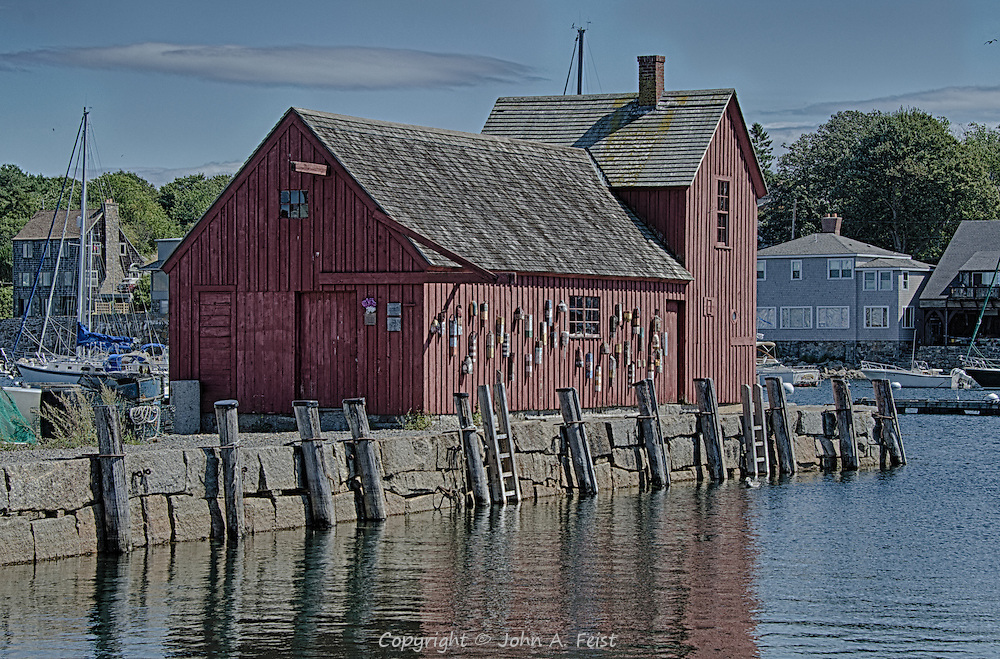 This is arguably the most painted scene in New England.  The town has built up so much that now it is hard for artists to get the space and peace to paint!  I was fortunate to find a little used angle to capture these shots.