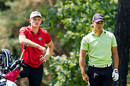 21-07-2018 Pictures of the final day of the Zwitserleven Dutch Junior Open at the Toxandria Golf Club in The Netherlands.  SCHOTT, Frederic (DE) and TOOROP, Mike (NL)