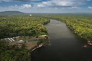 Iwokrama Lodge<br /> Tourist Accommodation<br /> Iwokrama Reserve<br /> GUYANA<br /> South America