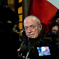 Francesco Storace, candidato Regione Lazio