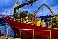 Espagne, Pays Basque, Biscaye, Lea-Artibai, Lekeitio, port de pêche // Spain, Basque Country, Biscay, Lea-Artibai, Lekeitio, fishing harbor