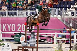 Allen Bertram, IRL, Pacino Amiro, 347<br /> Olympic Games Tokyo 2021<br /> © Hippo Foto - Dirk Caremans<br /> 04/08/2021