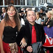 NLD/Amsterdam/20080901 - Premiere film Bikkel over het leven van Bart de Graaff,