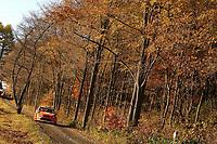 Motor<br /> Frankrike<br /> Foto: Dppi/Digitalsport<br /> NORWAY ONLY<br /> <br /> MOTORSPORT - WRC 2007 - RALLY JAPAN - OBIHIRO 24/10 TO 28/10/2007 <br /> <br /> HENNING SOLBERG (NOR) - CATO MENKERUD / FORD FOCUS RS STOBART M-SPORT - ACTION