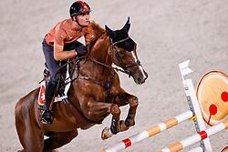 Balsiger Bryan, SUI, Twenty Two Des Biches, 381<br /> Olympic Games Tokyo 2021<br /> © Hippo Foto - Dirk Caremans<br /> 01/08/2021