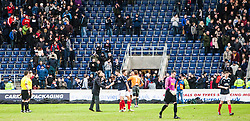 Falkirk 1 v 0 Dunfermline, 16/2/2013..©Michael Schofield.