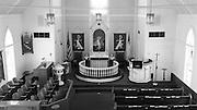 Our Saviors Lutheran Church, Norse, Texas