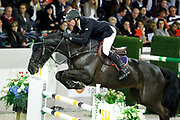 Jur Vrieling - Sissi van Schuttershof<br /> Indoor Brabant 2012<br /> © DigiShots
