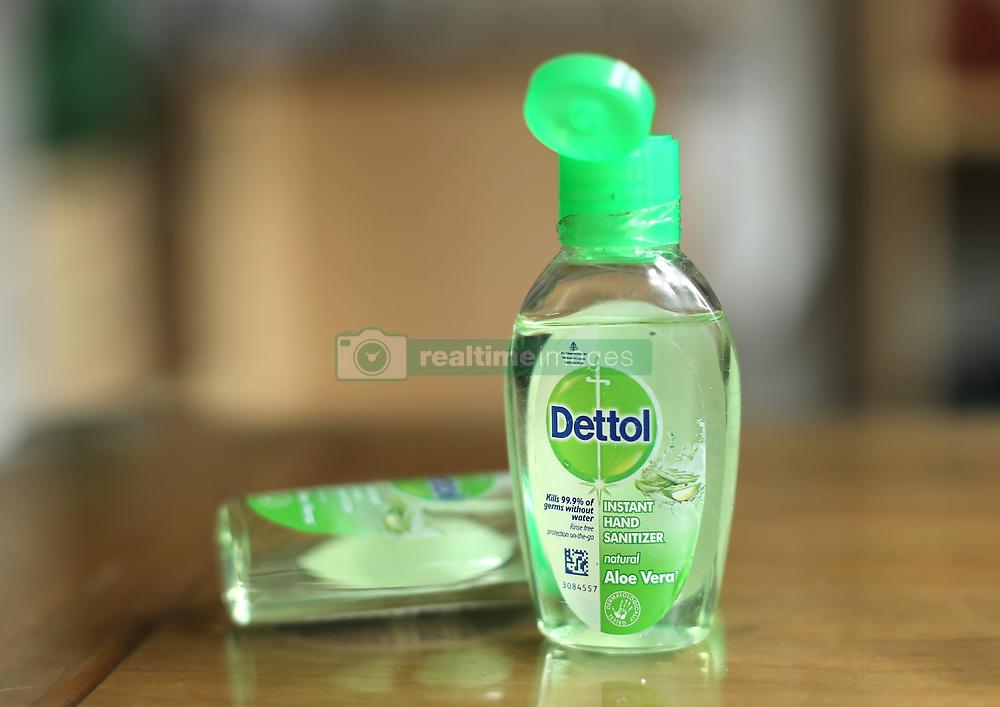 A hand sanitiser gel for hand hygiene coronavirus protection. Picture date: Thursday April 2, 2020.