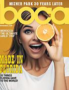 Boca Magazine cover