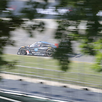 Detroit, MI - Jun 03, 2016:  The Wayne Taylor Racing Corvette DP, Chevrolet, Corvette, Prototype races through the turns at the Detroit Grand Prix at Belle Isle Park in Detroit, MI.