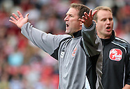 Doncaster Rovers v Blackpool 181008