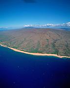 Shipwreck Beach, Lanai, Hawaii, USA<br />