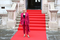 Glenn Close, The Wife - UK Premiere, Film4 Summer Screen Opening Night, Somerset House River Terrace, London UK, 09 August 2018, Photo by Richard Goldschmidt