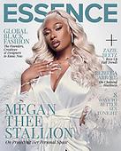August 12, 2021 - US: Megan Thee Stallion Covers Essence Magazine