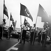 Ku Klux Klan rally, Pulaski Tennessee, 1996