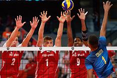 20190921 NED: EC Volleyball 2019 Poland - Spain, Apeldoorn
