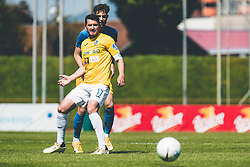Andraž Kirm of NK Bravo during football match between NK Bravo and NK Celje in 32nd Round of Prva liga Telekom Slovenije 2020/21, on May 4, 2021 in Sports park Domzale, Slovenia. Photo By Grega Valancic / Sportida