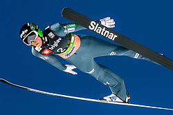 Bor Pavlovcic (SLO) during the Trial Round of the Ski Flying Hill Individual Competition at Day 1 of FIS Ski Jumping World Cup Final 2019, on March 21, 2019 in Planica, Slovenia. Photo by Matic Ritonja / Sportida
