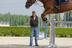 Conter Stefan (BEL) <br /> Stephex stables<br /> Wolvertem 2008<br /> Photo © Hippo Foto
