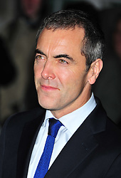 © Licensed to London News Pictures. 05/12/2012. London, England. James Nesbitt attends the  a special VIP screening of Coriolanus at the curzon cinema Mayfair London  Photo credit : ALAN ROXBOROUGH/LNP