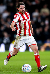 Joe Allen of Stoke City - Mandatory by-line: Robbie Stephenson/JMP - 31/01/2020 - FOOTBALL - Pride Park Stadium - Derby, England - Derby County v Stoke City - Sky Bet Championship