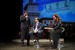 ALBERTO MINGARDI E LUCA TRAINI<br /> PREMIO ESTENSE 2019