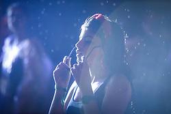 DJ Milkshake durante a 25ª edição do Planeta Atlântida. O maior festival de música do Sul do Brasil ocorre nos dias 31 Janeiro e 01 de fevereiro, na SABA, praia de Atlântida, no Litoral Norte do Rio Grande do Sul. FOTO: <br /> Gustavo Granata/ Agência Preview
