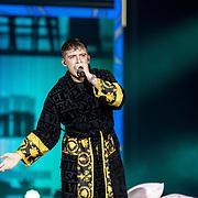 NLD/Amsterdam/20191115 - Chantals Pyjama Party in Ziggo Dome, Lil' Kleine