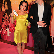 NLD/Amsterdam/20130310 - Filmpremiere &ME, lavinia Meijer en ?..