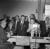 1962 - Opening of Earl Bottlers Ltd. at South Earl Street, Dublin