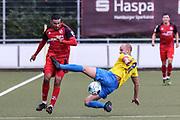 Fussball: Toto-Pokal, HSV Barmbek Uhlenhorst BU -  Eintracht Noderstedt, Hamburg, 10.08.2021<br /> <br /> © Torsten Helmke