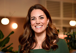 The Duchess of Cambridge at the Anna Freud Centre of Excellence where she opened their new building, The Kantor Centre of Excellence.