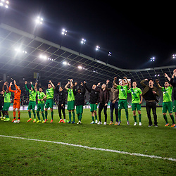 20170405: SLO, Football - Slovenian Cup, Semifinals, NK Olimpija vs NK Maribor