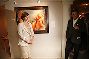 Cherie Booth and Hugo de Ferranti, Gala champagne reception and dinner in aid of CLIC Sargent.  Grosvenor House Art and Antiques Fair.  Grosvenor House. Park Lane. London. 14 June 2006. ONE TIME USE ONLY - DO NOT ARCHIVE  © Copyright Photograph by Dafydd Jones 66 Stockwell Park Rd. London SW9 0DA Tel 020 7733 0108 www.dafjones.com