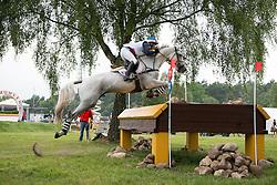 Scherer Rodolphe (FRA) - Makara de Montiege <br /> Cross Country <br /> CCI4*  Luhmuhlen 2014 <br /> © Hippo Foto - Jon Stroud