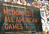 Sports Management Class Presentations at McDonald's March 2019