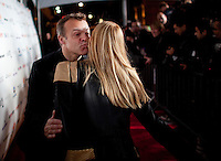 Graham Norton walks the red carpet upon arriving at the 37th International Emmy Awards Gala in New York on Monday, November 23, 2009.  ***EXCLUSIVE***