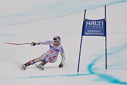 08.02.2011, Kandahar, Garmisch Partenkirchen, GER, FIS Alpin Ski WM 2011, GAP, Lady Super G, im Bild Lindsey VONN (USA) // Lindsey VONN (USA) during Women Super G, Fis Alpine Ski World Championships in Garmisch Partenkirchen, Germany on 8/2/2011. EXPA Pictures © 2011, PhotoCredit: EXPA/ J. Groder