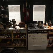 Lake Bonney kitchen
