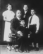 Max Fortunoff, Clara Fortunoff and Lester,Marjorie and Alan.