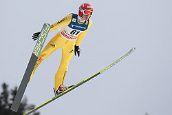 25.11.2012, Lysgards Schanze, Lillehammer, NOR, FIS Weltcup, Ski Sprung, Herren, im Bild Freitag Richard (GER) during the mens competition of FIS Ski Jumping Worldcup at the Lysgardsbakkene Ski Jumping Arena, Lillehammer, Norway on 2012/11/25. EXPA Pictures © 2012, EXPA/ Federico Modica