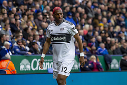 March 9, 2019 - Leicester, Leicestershire, United Kingdom - Ryan Babel of Fulham FC  during the Premier League match between Leicester City and Fulham at the King Power Stadium, Leicester on Saturday 9th March 2019. (Credit Image: © Mi News/NurPhoto via ZUMA Press)