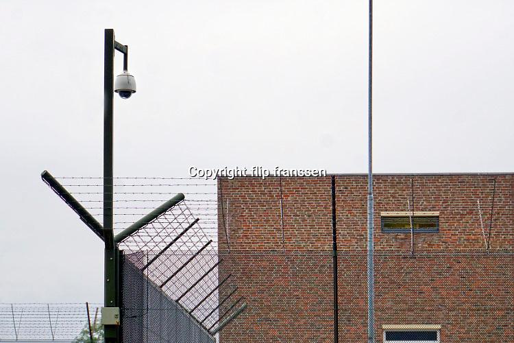 Nederland, Nijmegen, 7-10-2019 Ingang van de Pompekliniek. Verlof, proefverlof, tbs inrichting, kliniek, psychiatrie, zwaar geweldsmisdrijf, moord, moordenaar, behandeling, forensische, ontsnappen, ontsnapping, maatschappelijke onrust. Foto: Flip Franssen